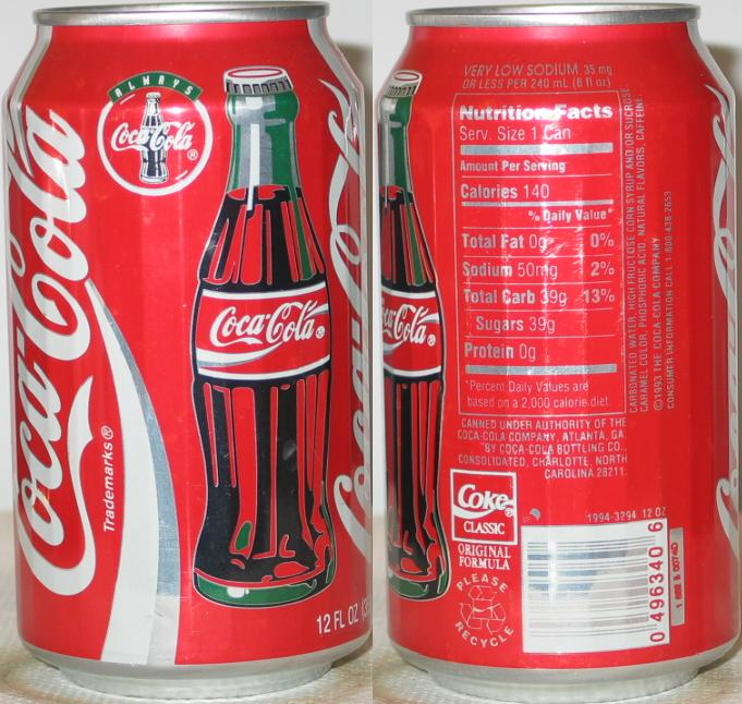 Blue Label Price >> Special Single CocaCola Cans